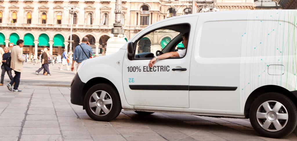 stand veículos elétricos