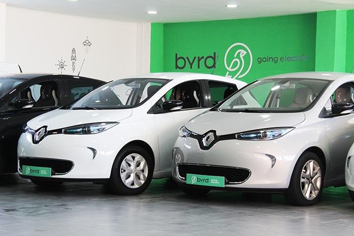 store carros elétricos